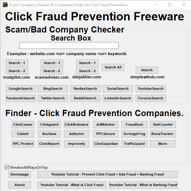 Click Fraud Prevention 1.0 full